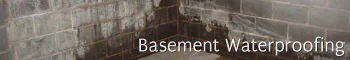 Basement Waterproofing in NJ & PA, including Sparta, Hopatcong & West Milford.