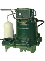 cast-iron zoeller sump pump systems available in Franklin, New Jersey and Pennsylvania