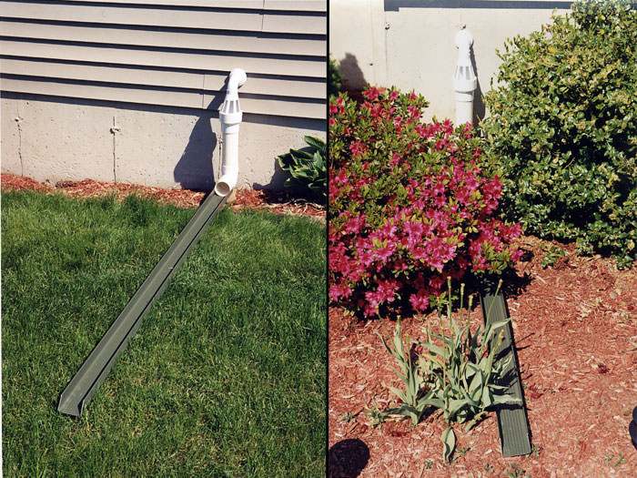 Gutter Downspout Extensions By New Jersey And Pennsylvania