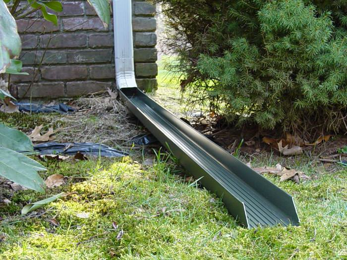 Gutter Downspout Extensions Near West Milford Vernon