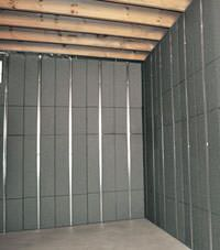 Thermal insulation panels for basement finishing in Sparta, New Jersey and Pennsylvania